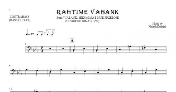 ragtime guitar sheet music pdf